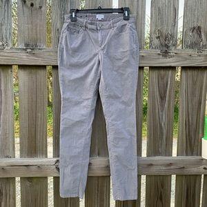 Crown & Ivy Corduroy Pants. Size 4